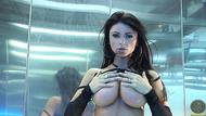 Hot actiongirl Veronica Zemanova - 18