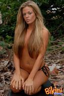 Blonde in bikini - 11