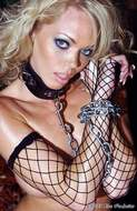 Lonnie Waters  posing fishnet - 00