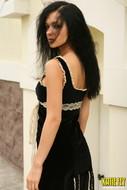 Katie black dress - 01