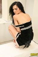 Katie black dress - 10