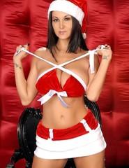 Ava Santa Girl - 01