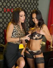 Office Lesbians - 09