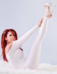 Bianca white jumpsuit - 07