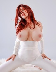 Bianca white jumpsuit - 09