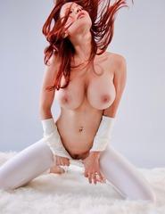 Bianca white jumpsuit - 11
