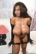 Fake ebony boobs - 09