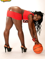 Isis basketball ass - 05