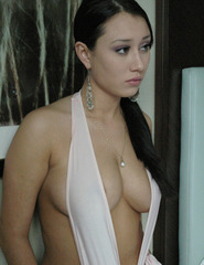 Maria in sexy white - 00