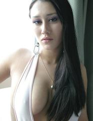 Maria in sexy white - 03