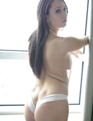 Maria in sexy white - 04