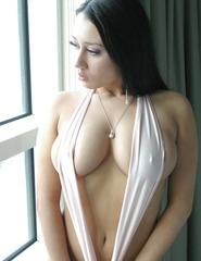 Maria in sexy white - 10