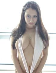 Maria in sexy white - 11