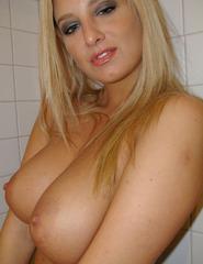 Blonde Jana shower - 06