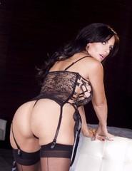 Catalina Cruz Black Lingerie - 02