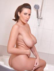 Sensual Jane Unveiling Large Boobs - 09