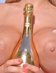 Anastasia Freeing Large Teen Tits From Bikini - 14