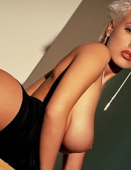 Busty blondeTara Radovic - 07