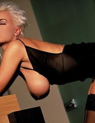Busty blondeTara Radovic - 12