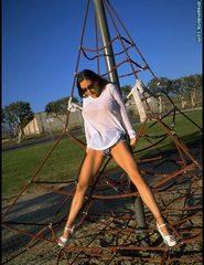 Naked in School Yard - 08