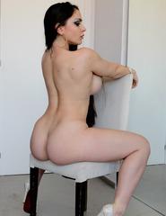 Busty Slut In Red Top - 08
