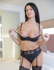 Ania Kinski Sexy Bra - 12