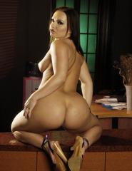 Katja Kassin oiled up - 12