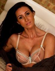 Christina In Bed - 01