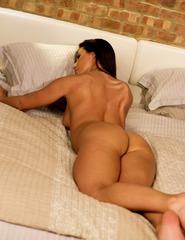 Christina In Bed - 10