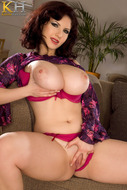 Karina purple dildo - 07