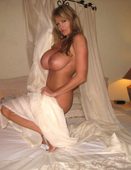 Kelly Madison stripping at home - 09