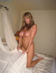 Kelly Madison stripping at home - 11