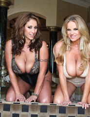 Kelly Madison and Eva Notty - 04