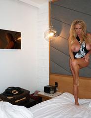 Kelly In Hotel Room - 07