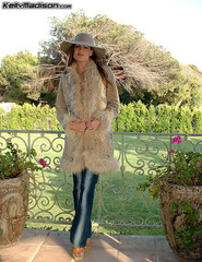 Kelly Fur Coat - 00