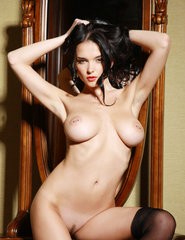 Jenya pierced nipples - 00