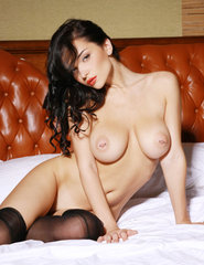 Jenya pierced nipples - 07