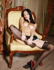 Jenya pierced nipples - 08