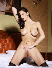 Jenya pierced nipples - 10