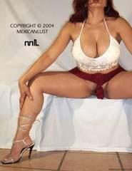 Maritza red skirt - 05