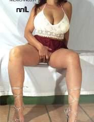 Maritza red skirt - 06