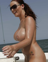 Sophie Dee Shows Her Wet Boobs - 05