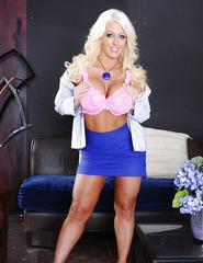 Blonde Babe Alura - 02