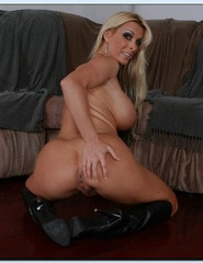 Holly Halston Stripping - 13
