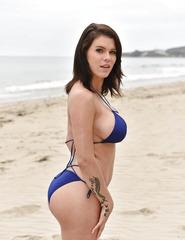 Peta Jensen Blue Bikini - 00