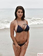 Peta Jensen Blue Bikini - 06