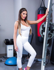 August Ames - 01