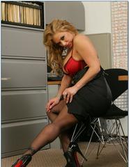 Shyla Stylez Office Woman - 02