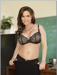 Diamond Foxxx Sexy Teacher - 02