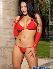 Mercedez red skirt - 06